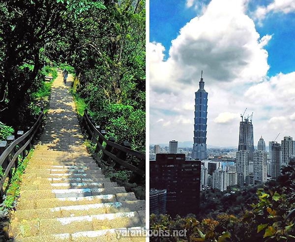 Taipei101 Elephant Mountain Summer Travel Photography Romanticism 台北101 象山步道 夏日旅行 风光摄影 浪漫主义 Yalan雅岚 黑摄会